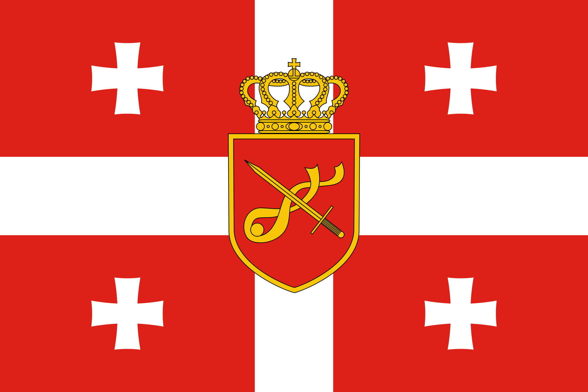 Georgia (War flag)