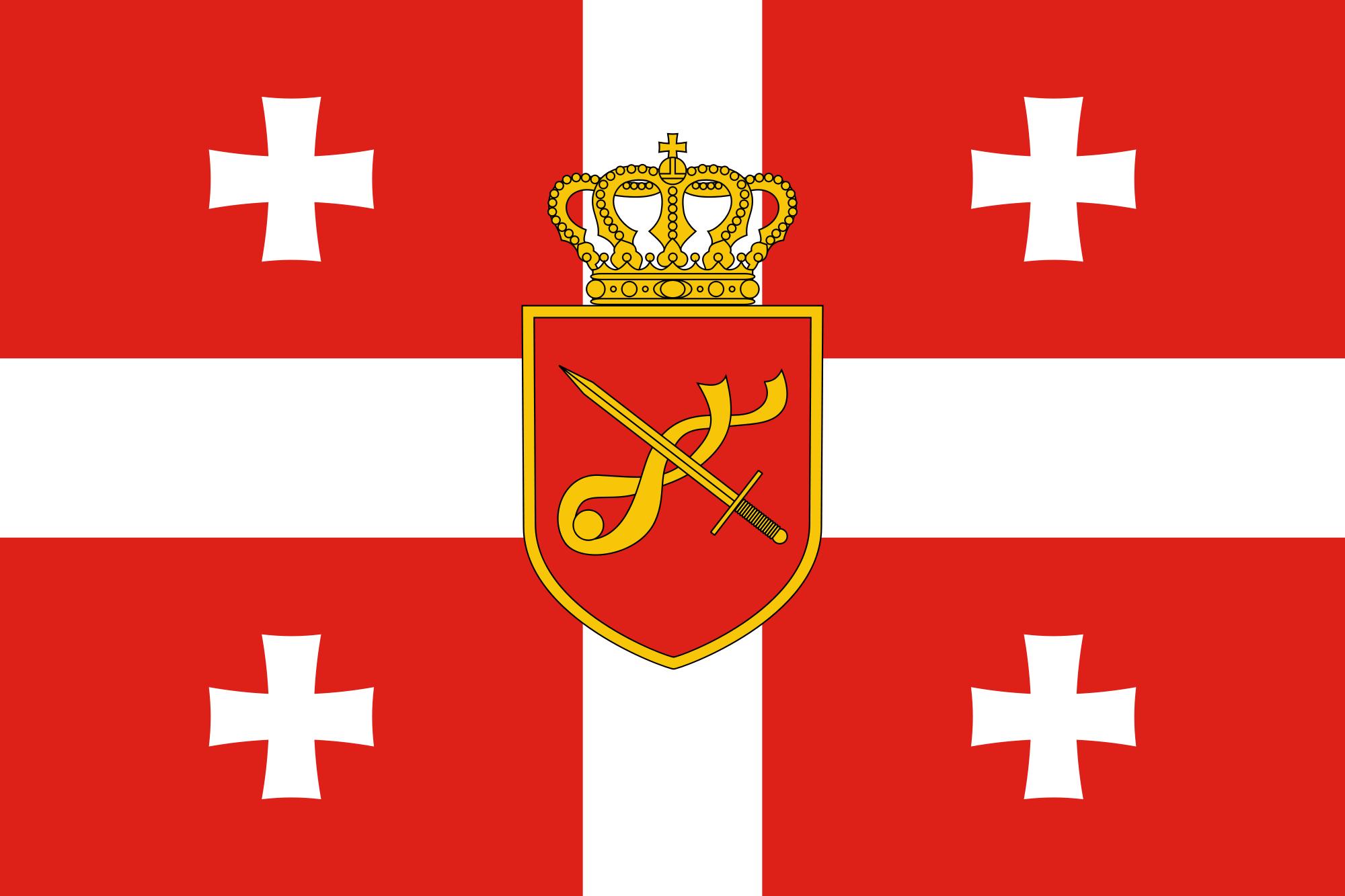 Georgia (War flag)