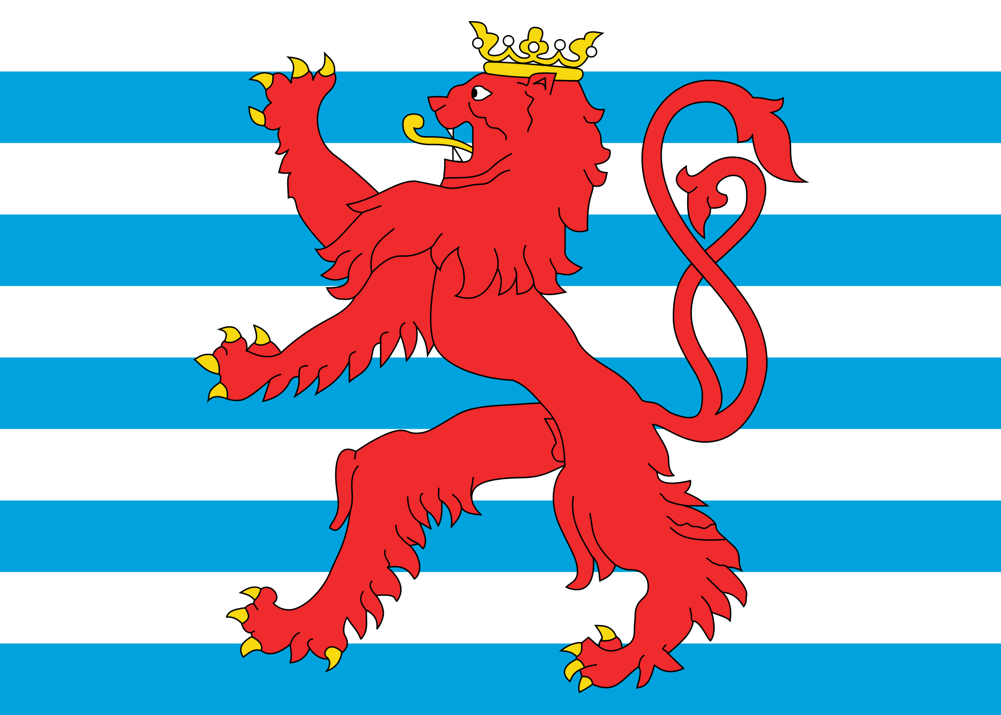 Luxembourg (Variation)