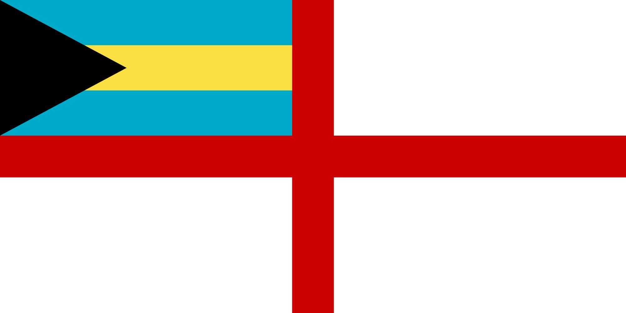 Bahamas (Naval ensign)