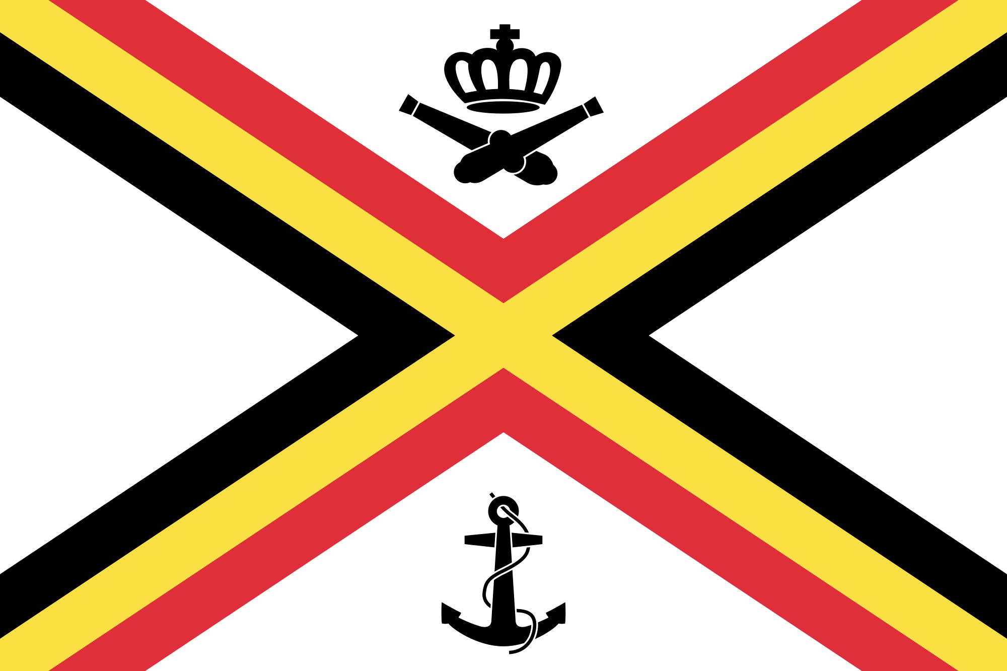 Belgium (Naval ensign)