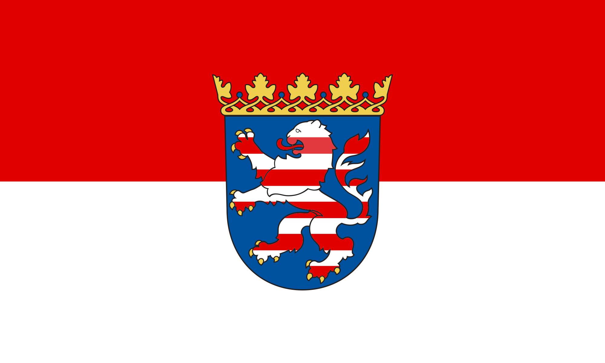 Hesse (State flag)