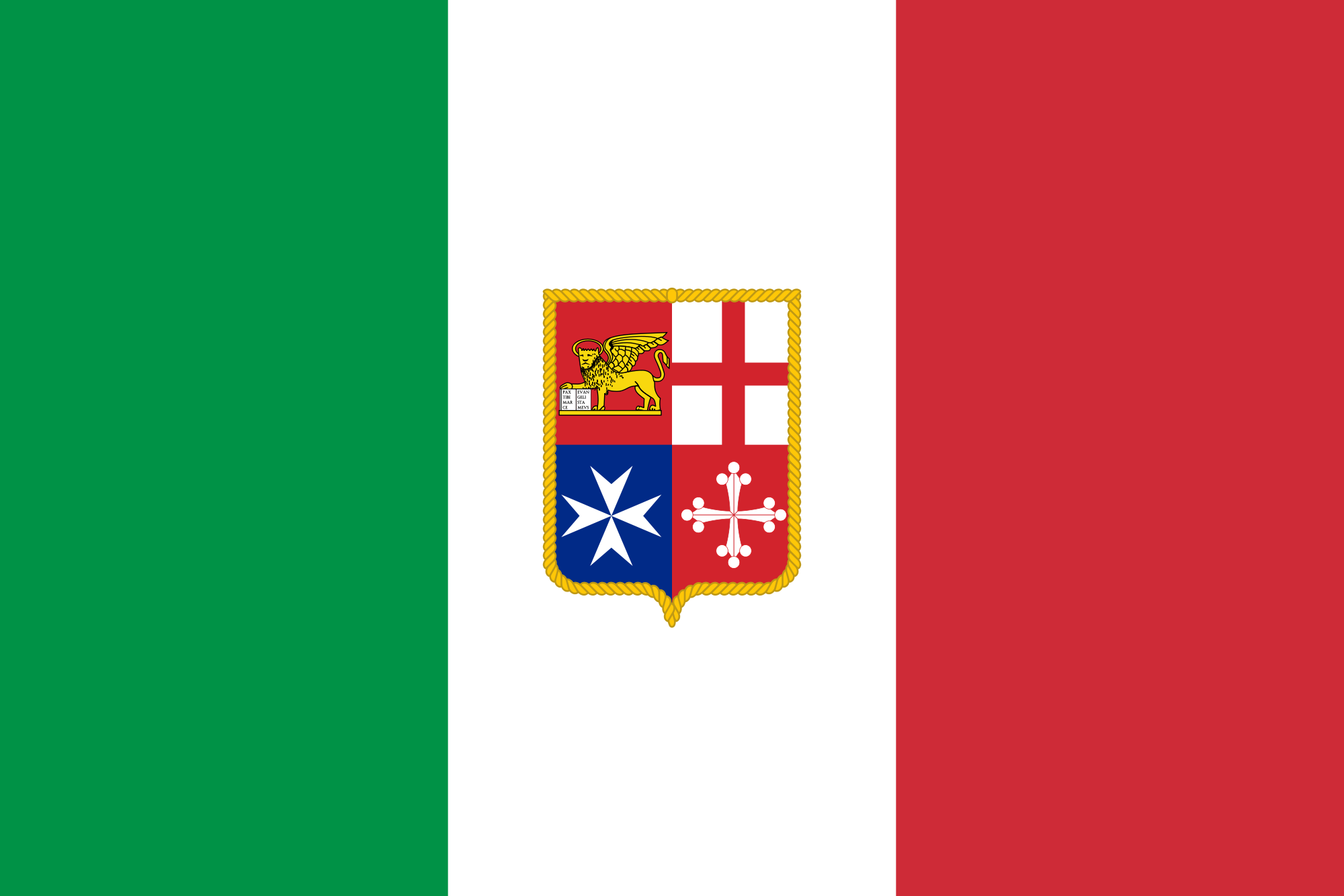 Italy (Civil ensign)
