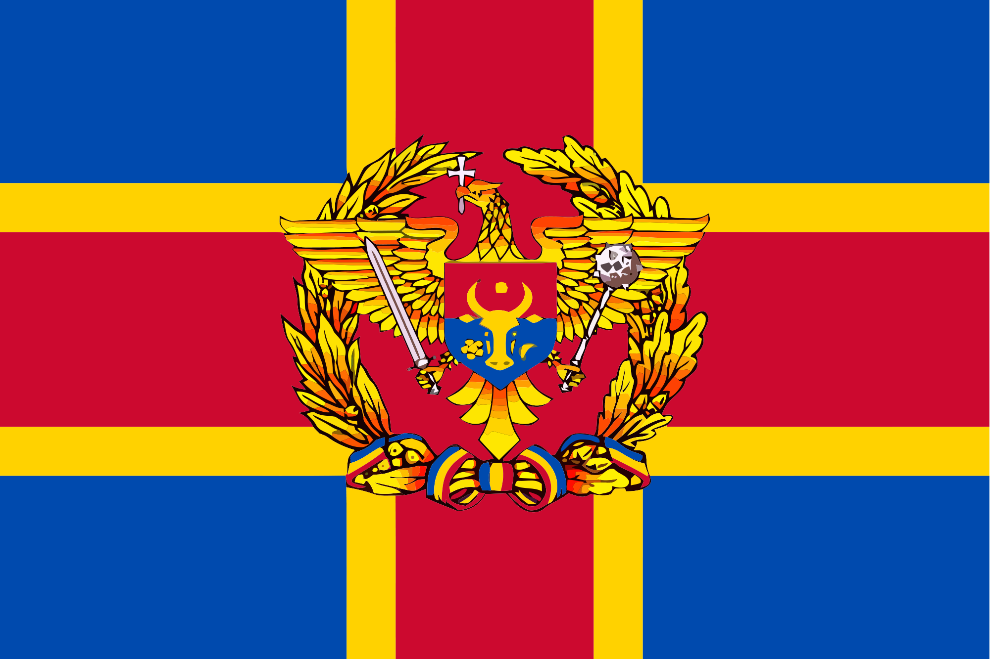 Flag of Moldova (Armed Forces)