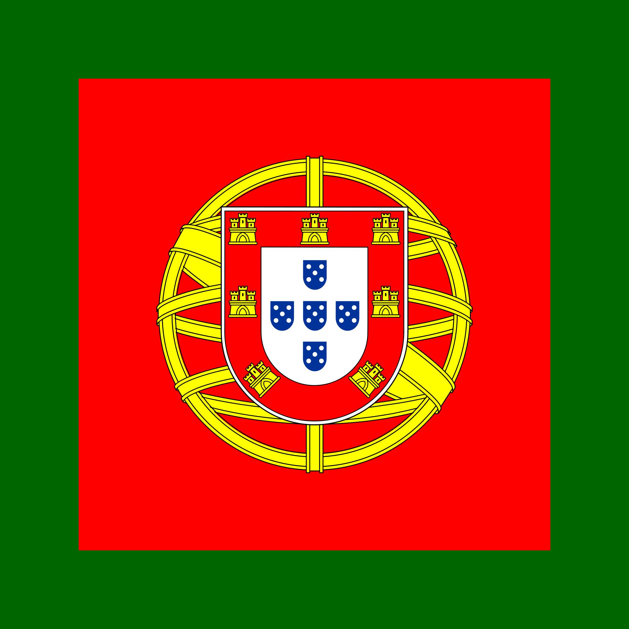 Portugal (Naval Jack)