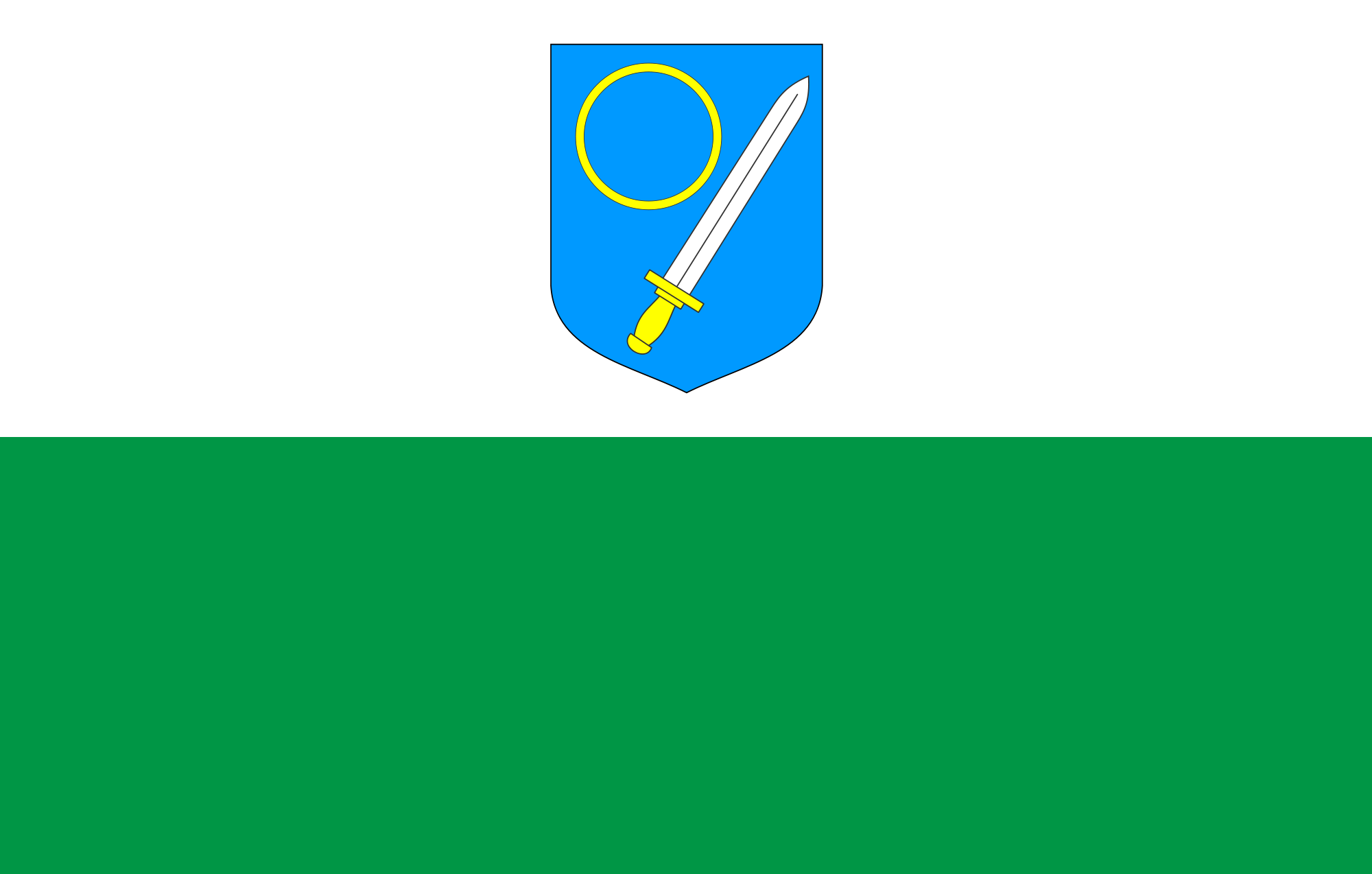 Flag of Võru (County)