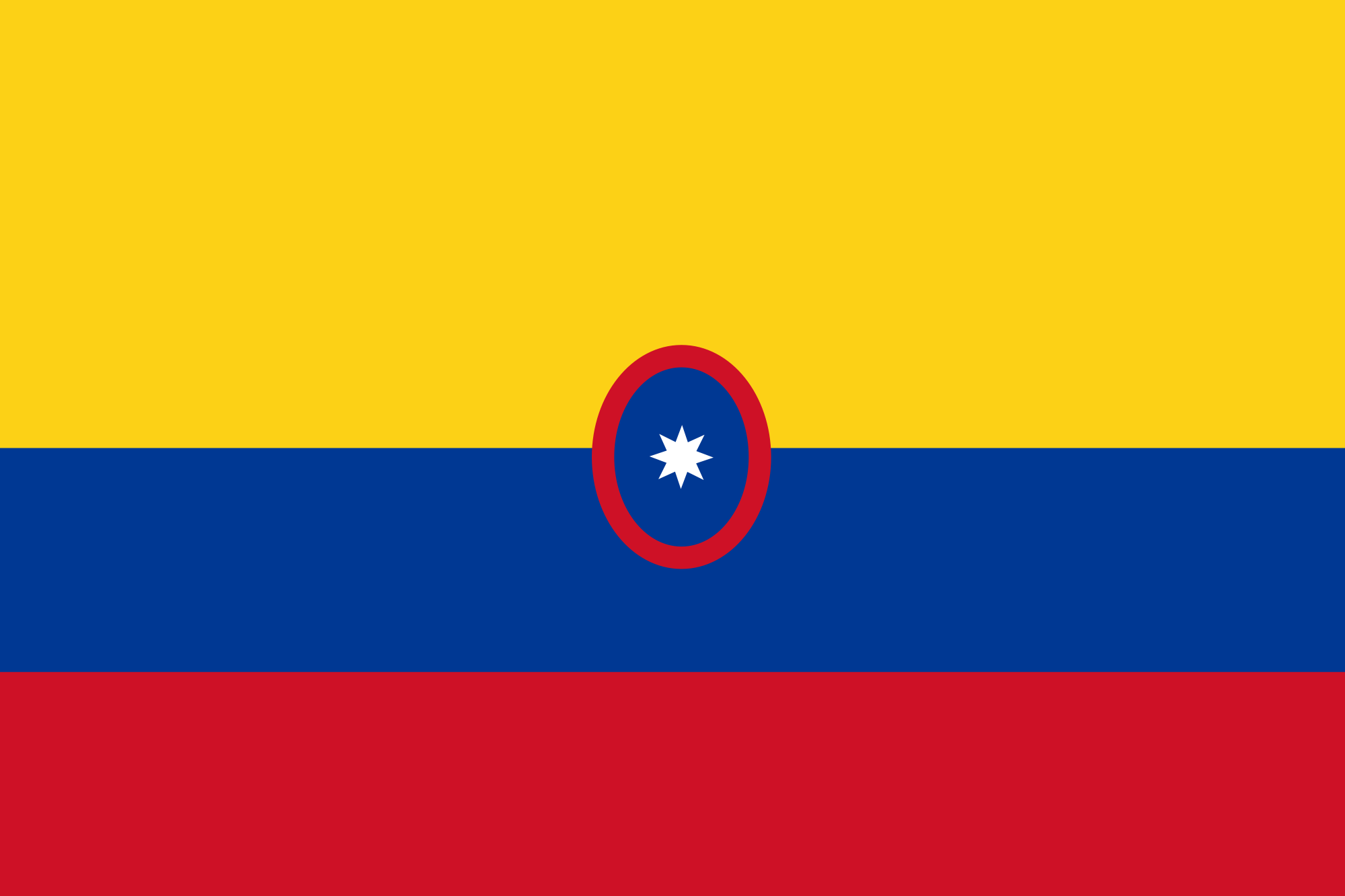 Colombia (Civil ensign)