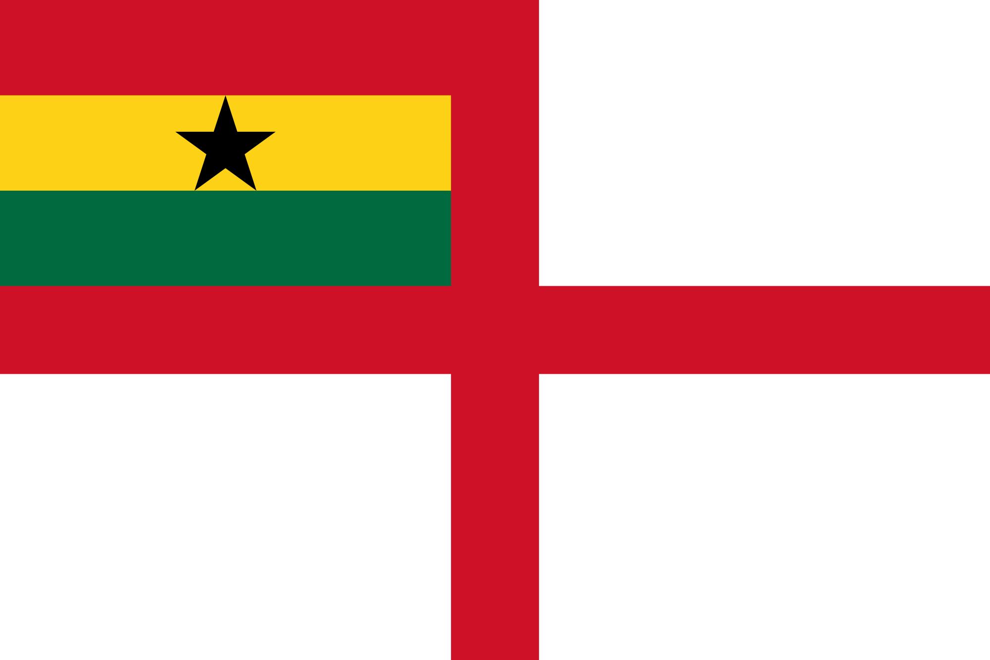 Ghana (Naval ensign)