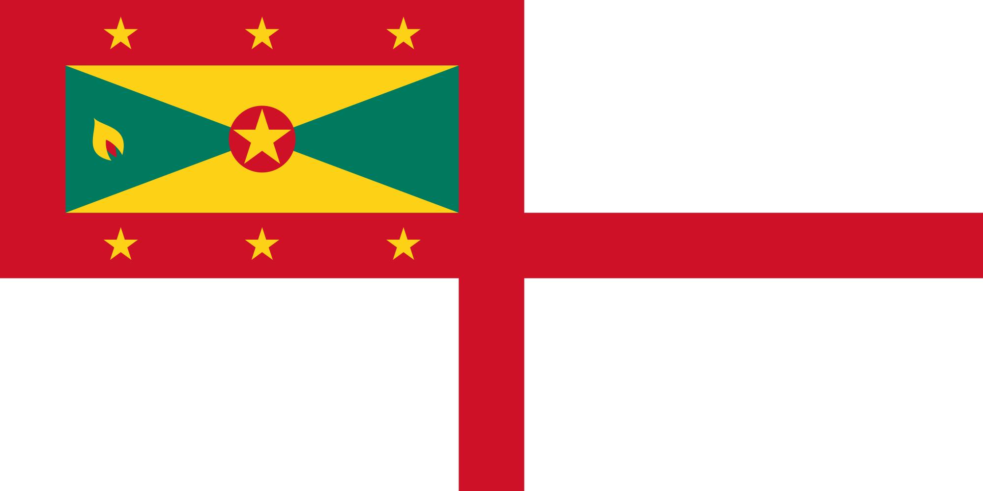 Grenada (Naval ensign)