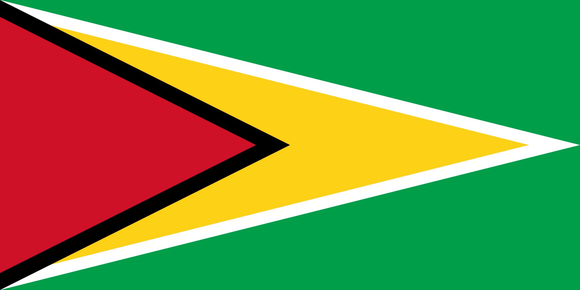 Guyana (Civil ensign)