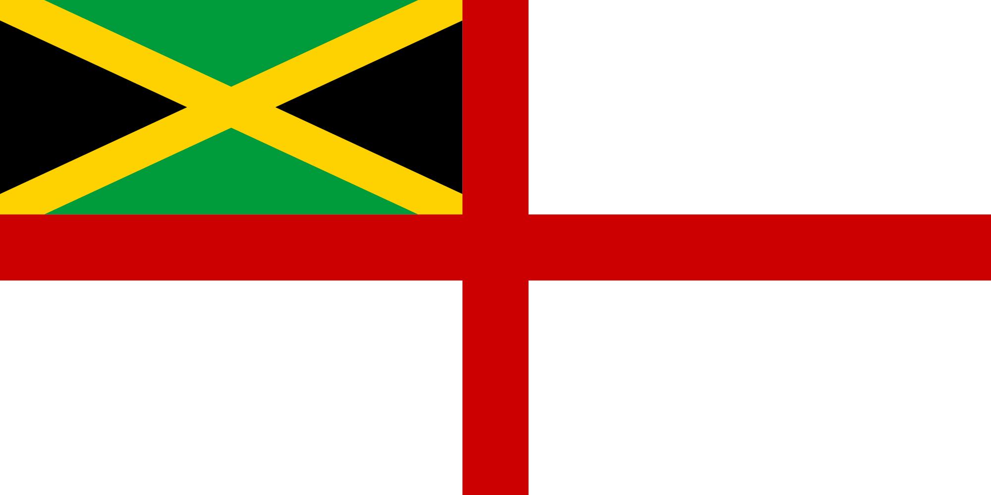 Jamaica (Naval ensign)