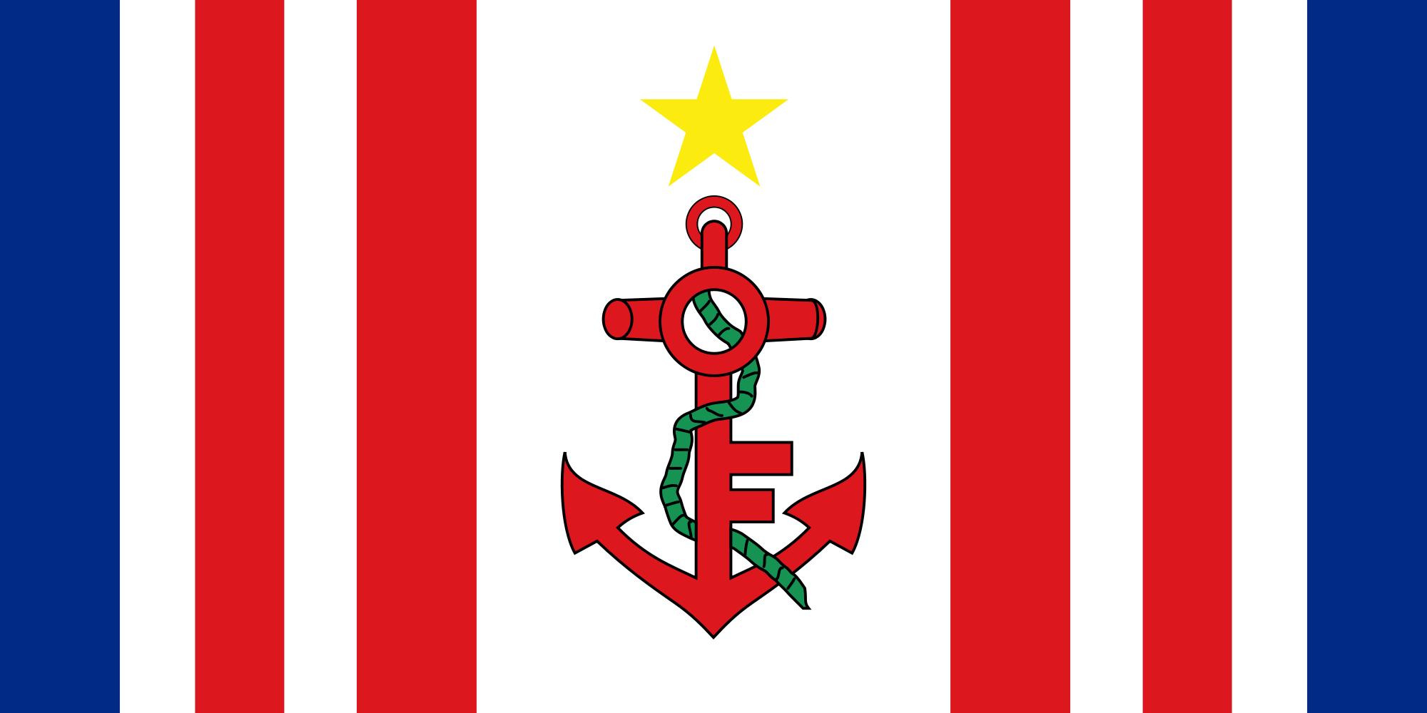 Mauritius (Naval ensign)