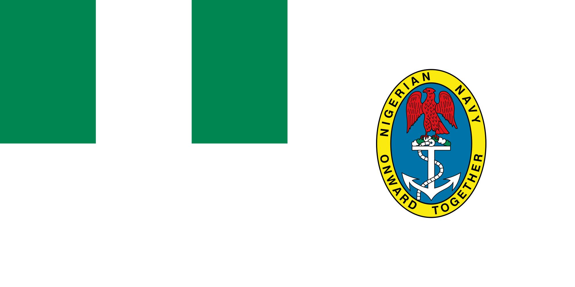 Nigeria (Naval ensign)