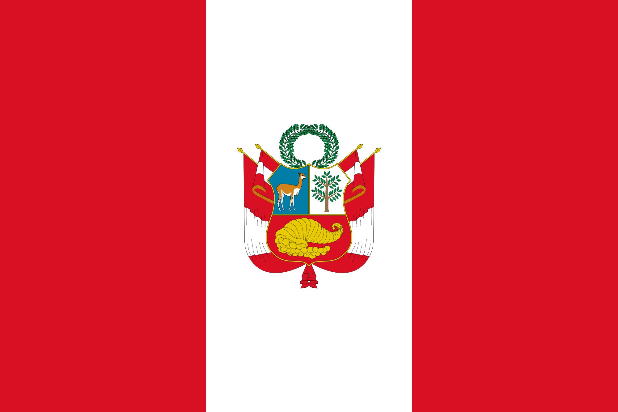 Peru (War flag)