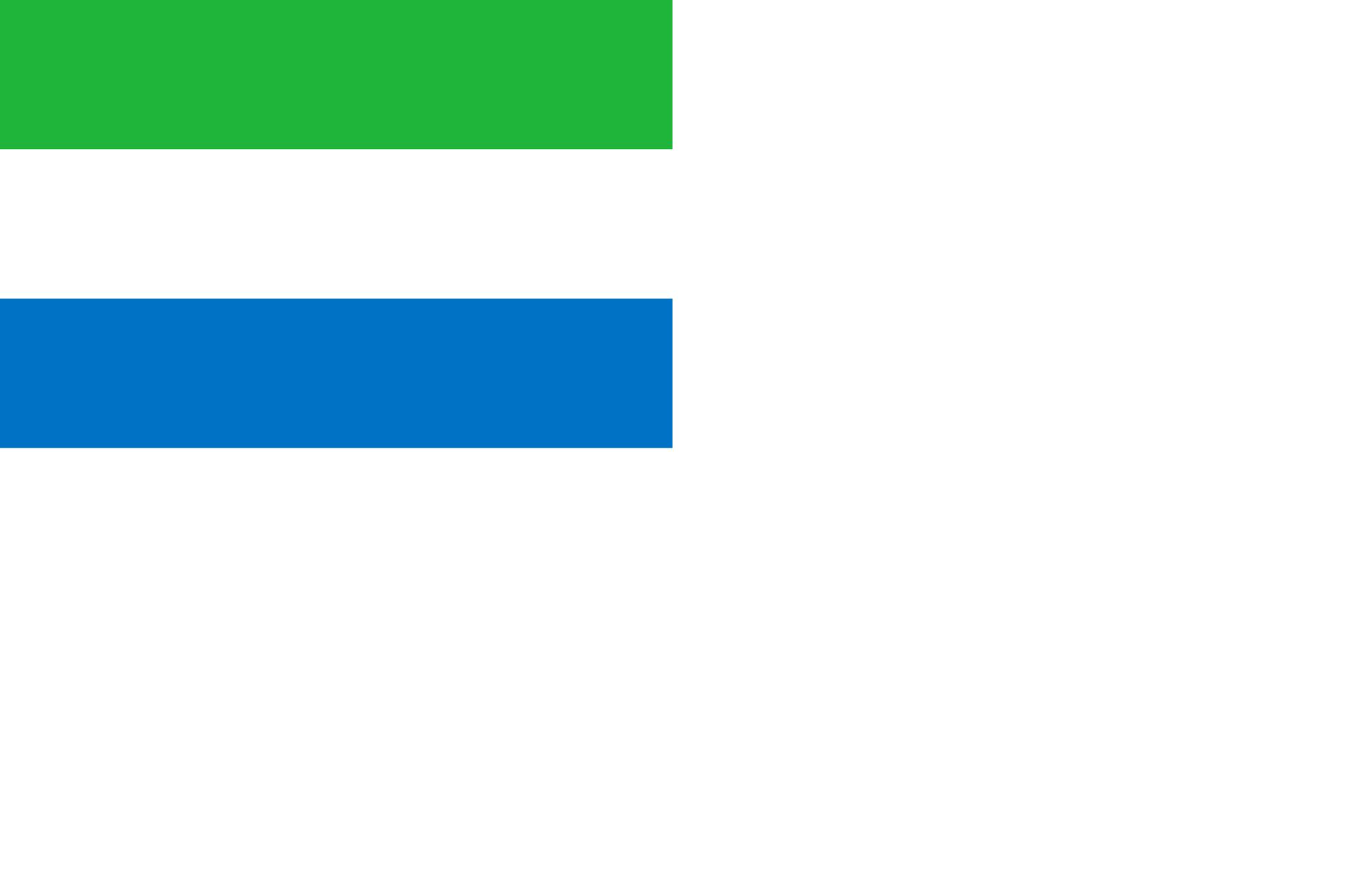 Sierra Leone (Naval ensign)