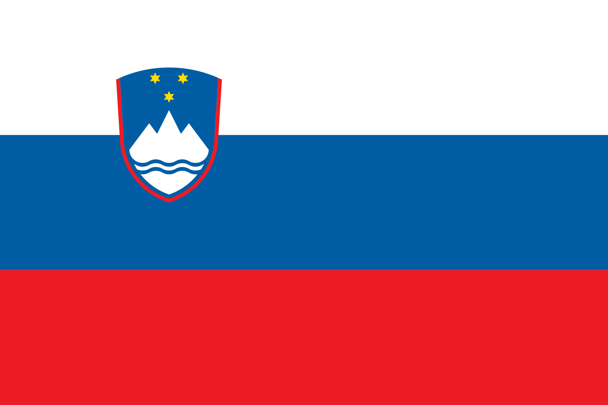 Slovenia (Civil ensign)