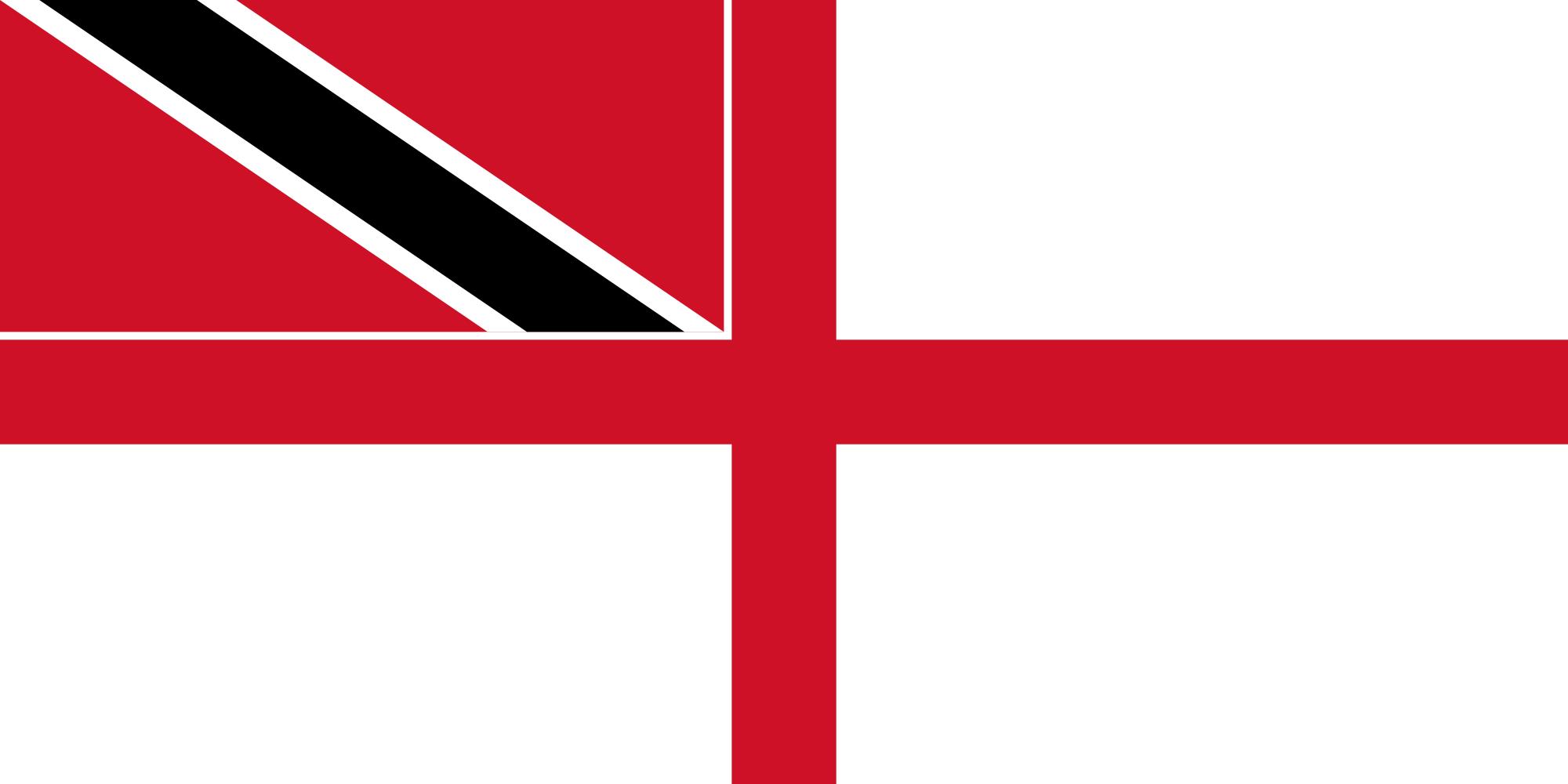Trinidad and Tobago (Naval ensign)