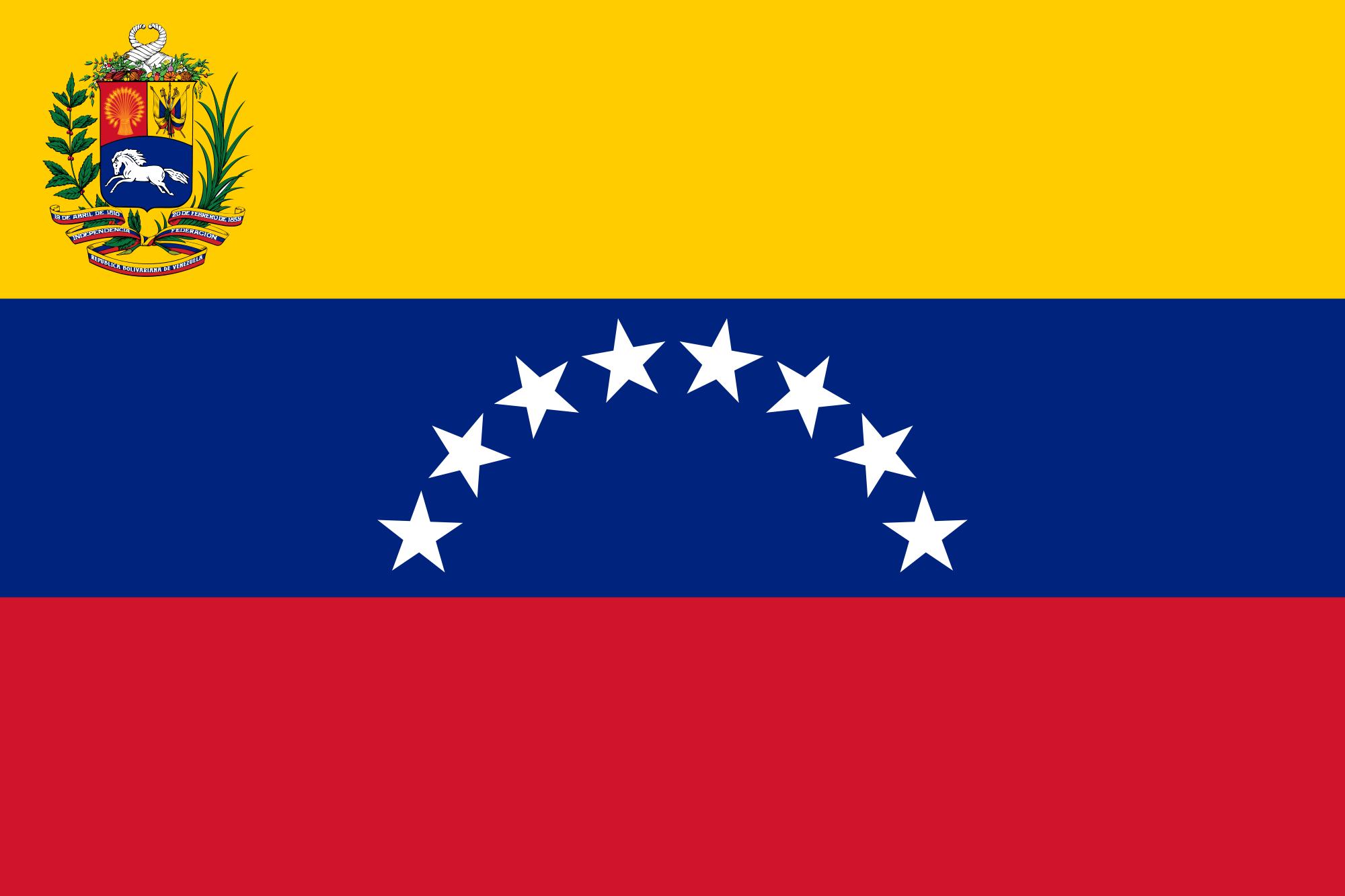 Venezuela (State flag)