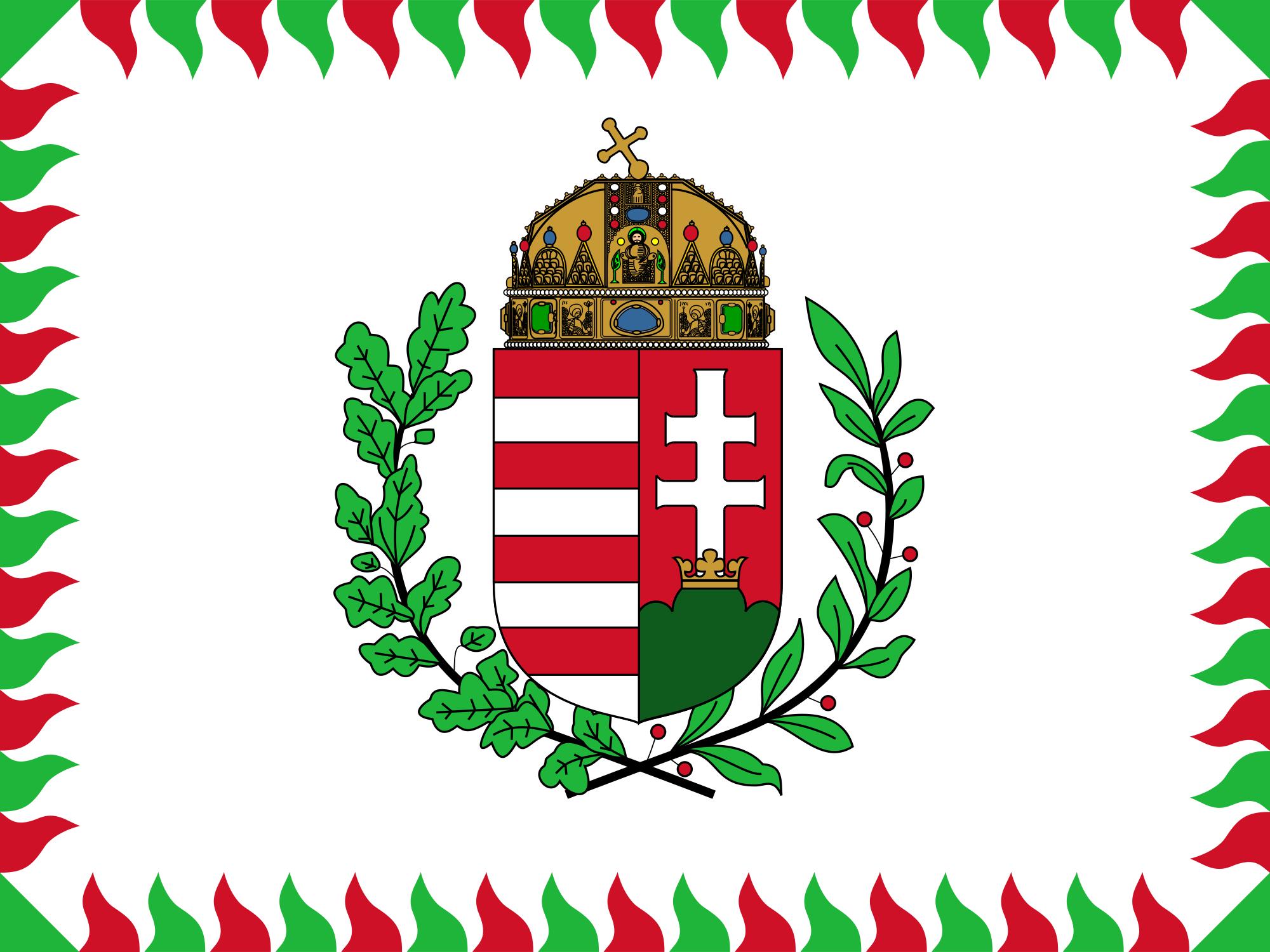 Hungary (Waf flag)