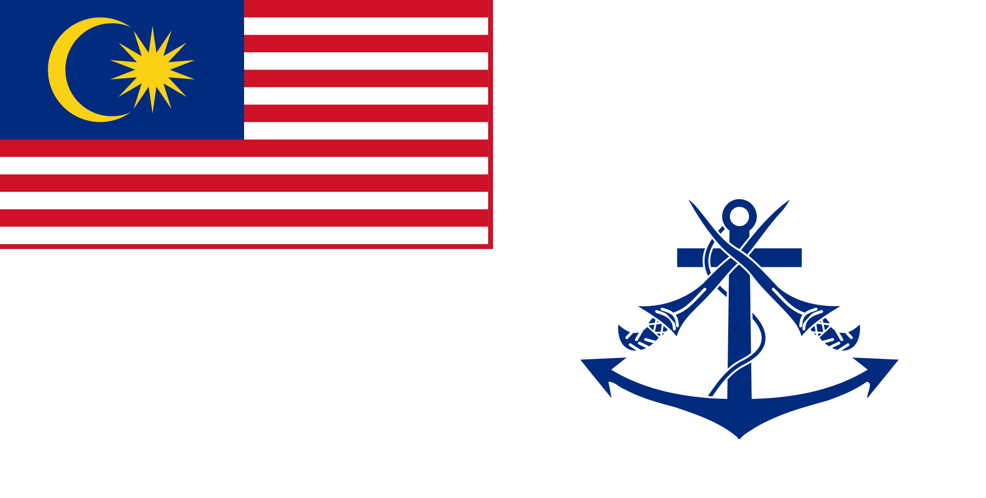 Malaysia (Naval ensign)