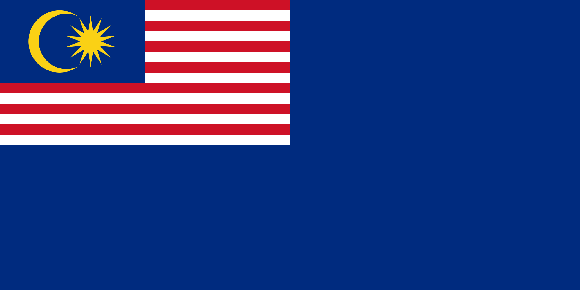 Malaysia (State ensign)