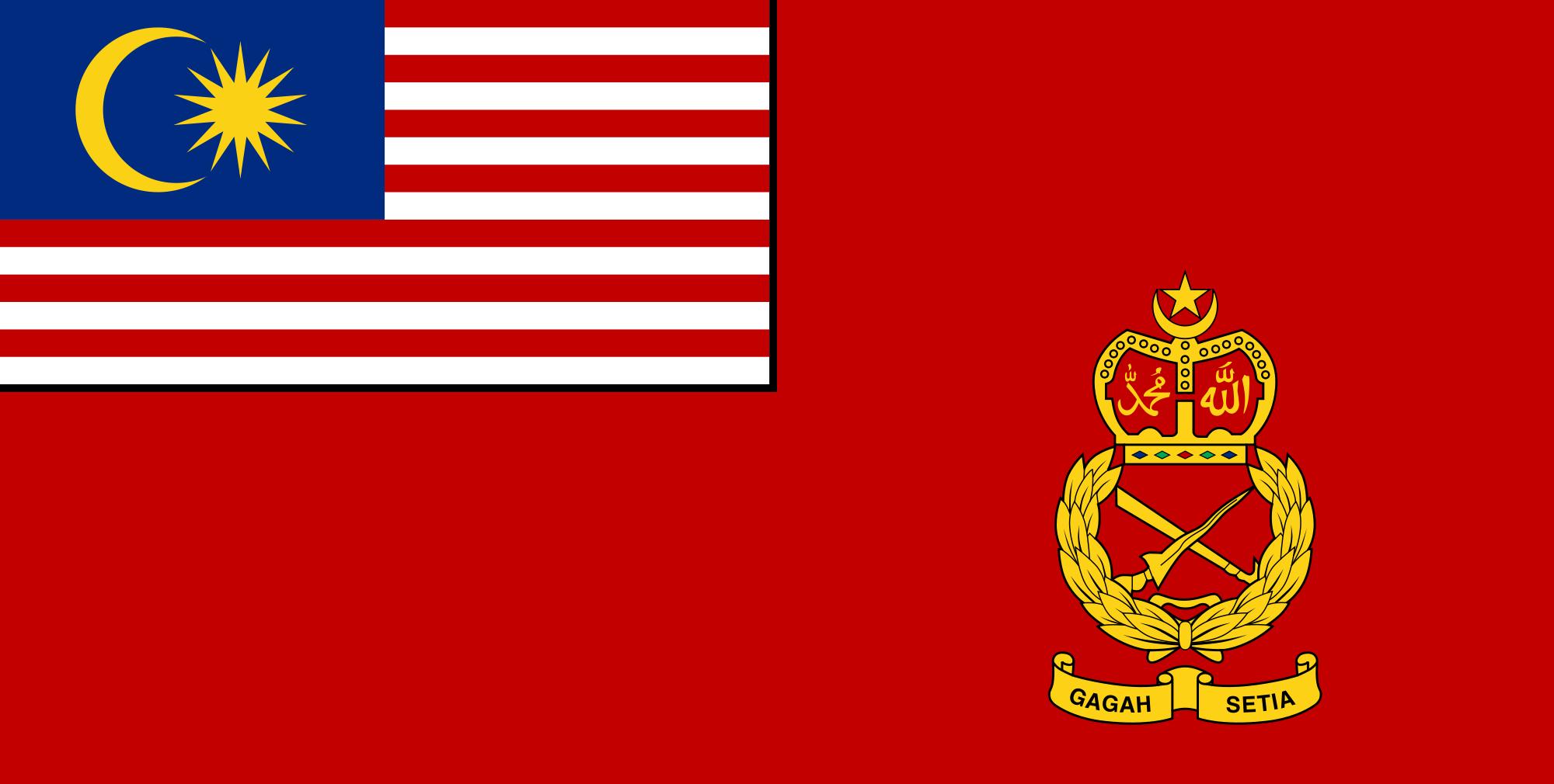 Malaysia (War flag)